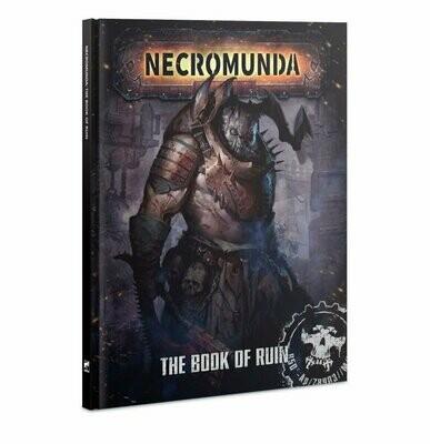 Necromunda: The Book of Ruin (Englisch) - Games Workshop