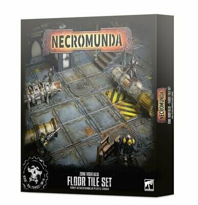 Zone Mortalis: Bodenplatten-Set Necromunda - Games Workshop