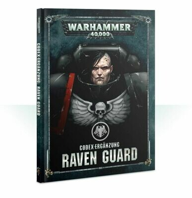 Codex-Erweiterung: Raven Guard (Deutsch) - Warhammer 40.000 - Games Workshop