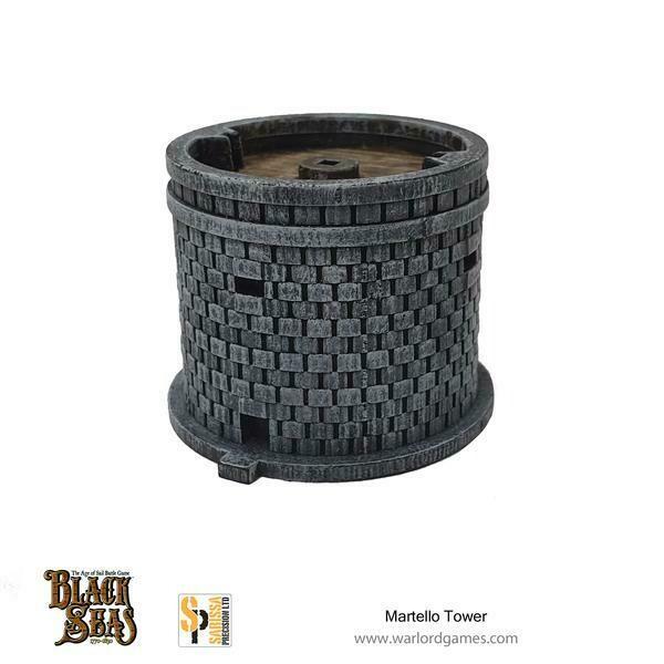 Martello Tower - Black Seas - Warlord Games