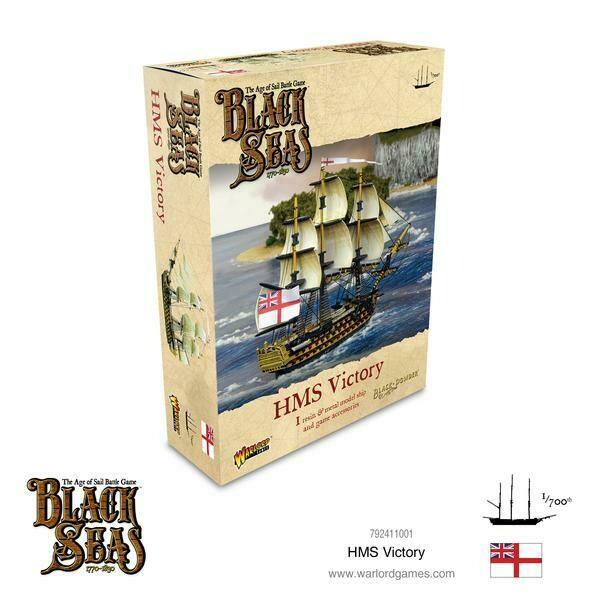 HMS Victory - Black Seas - Warlord Games