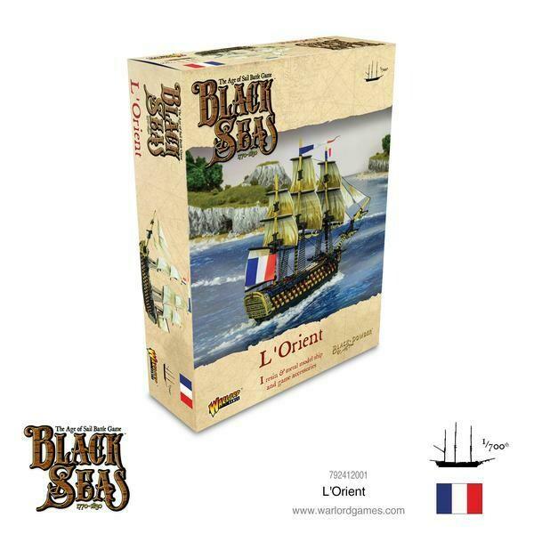 L'Orient - Black Seas - Warlord Games