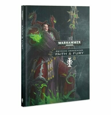 Psychic Awakening: Faith and Fury (English) - Warhammer 40.000 - Games Workshop