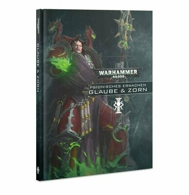 Psychic Awakening: Faith and Fury Psionisches Erwachen: Glaube & Zorn (Deutsch) - Warhammer 40.000 - Games Workshop
