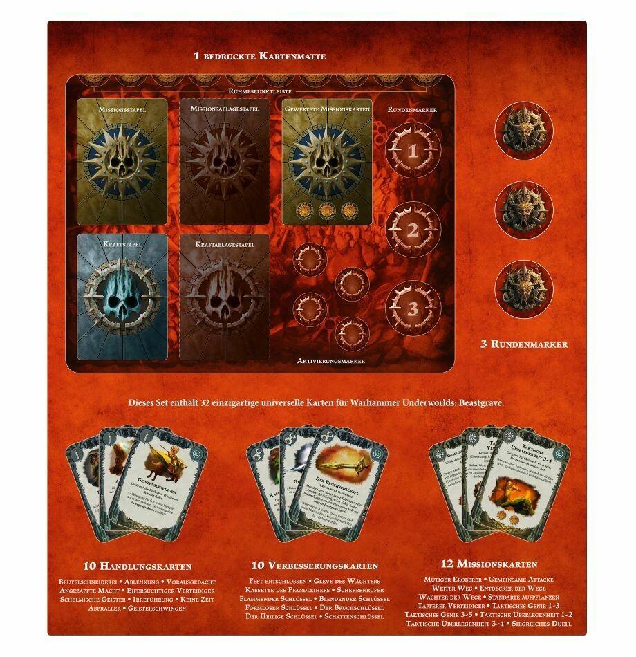 """""""Warhammer Underworlds: Beastgrave""""-Geschenkpaket - Deutsch - Warhammer Underworlds - Games Workshop"""