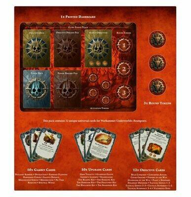 Warhammer Underworlds: Beastgrave Gift Pack (Englisch) - Warhammer Underworlds - Games Workshop