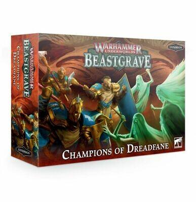 Beastgrave: Champions of Dreadfane - English - Warhammer Underworlds - Games Workshop