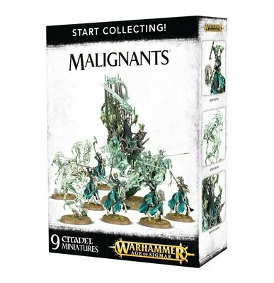 START COLLECTING! MALIGNANTS - Warhammer Age of Sigmar - Games Workshop