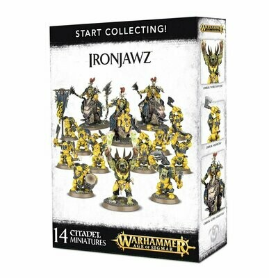 START COLLECTING! IRONJAWZ - Warhammer Age of Sigmar - Games Workshop