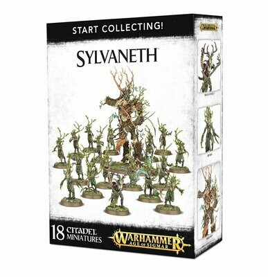 START COLLECTING! SYLVANETH - Warhammer Age of Sigmar- Games Workshop