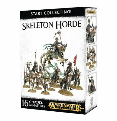 Start Collecting! Skeleton Horde - Warhammer Age of Sigmar - Games Workshop