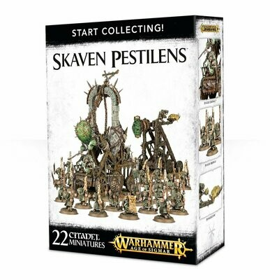 Start Collecting! Skaven Pestilens - Warhammer Age of Sigmar - Games Workshop