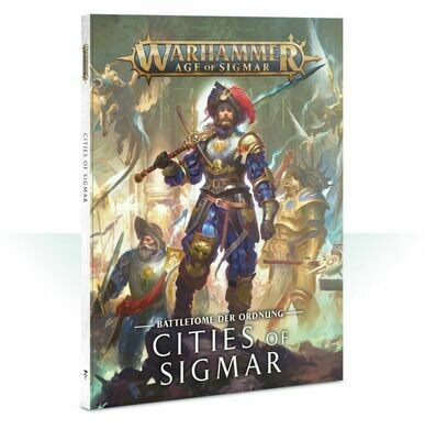 Battletome: Cities of Sigmar (Deutsch) - Games Workshop