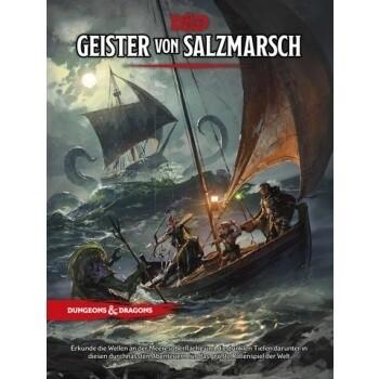 Dungeons & Dragons - Geister von Salzmarsch - DE
