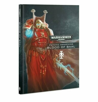 Psychic Awakening: Blood of Baal (Englisch) - Warhammer 40.000 - Games Workshop