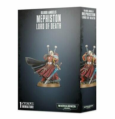 Mephiston, Fürst des Todes - Warhammer 40.000 - Games Workshop