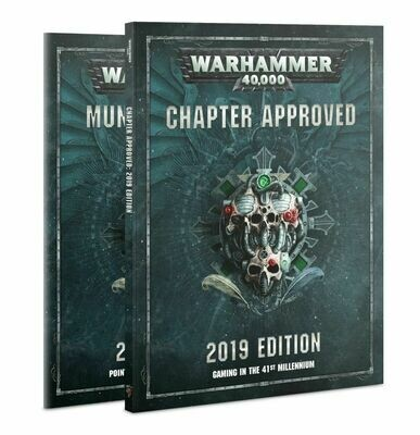 In Nomine Imperatoris 2019 (Chapter Approved) (ENGLISH) - Warhammer 40.000 - Games Workshop