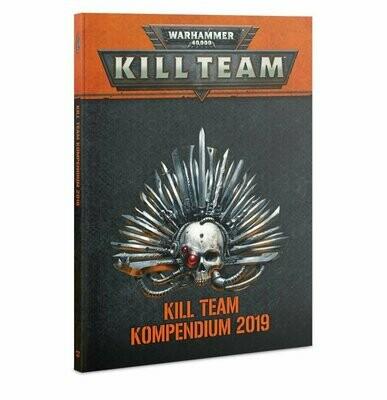 Kill Team Kompendium 2019 - WH40K (Deutsch) - Games Workshop