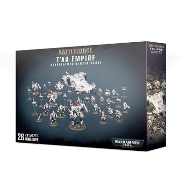 Battleforce: T'au Empire Starclaimer Hunter Cadre - Warhammer 40.000 - Games Workshop
