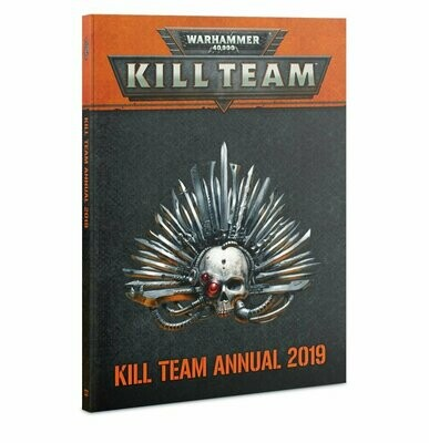 Kill Team Annual 2019 (Englisch) - WH40K - Games Workshop