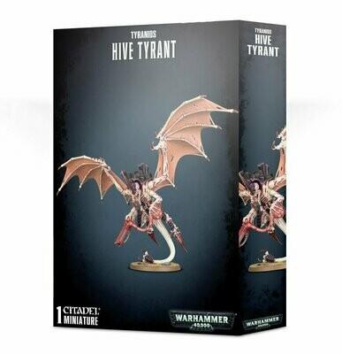 Der Schwarmherrscher der Tyraniden Hive Tyrant - Warhammer 40.000 - Games Workshop