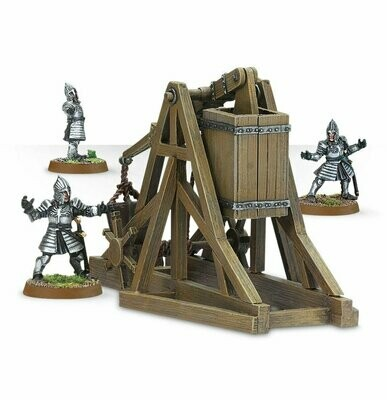 MO: LOTR: Gondorianisches Trebuchet  - Lord of the Rings - Games Workshop