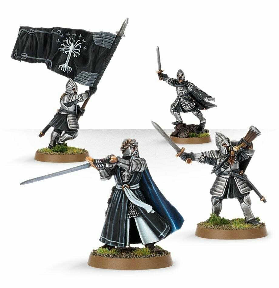 MO: LOTR: Kommandoeinheit von Gondor™ - Lord of the Rings - Games Workshop