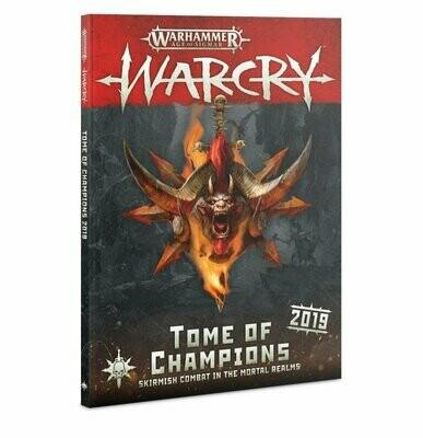 Warcry: Tome of Champions (Englisch) Erweiterung - Warhammer - Games Workshop