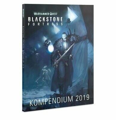 Warhammer Quest: Blackstone Fortress Kompendium 2019 – Warhammer 40.000 - Games Workshop