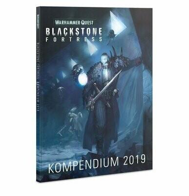 Warhammer Quest: Blackstone Fortress Kompendium 2019 – Warhammer 40.000 - Games Workshop