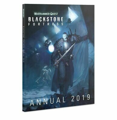 Warhammer Quest: Blackstone Fortress Annual 2019 (Englisch) – Warhammer 40.000 - Games Workshop