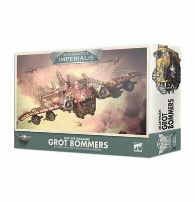 Aeronautica Imperiales Grot Bommers - Aeronautica Imperialis - Games Workshop