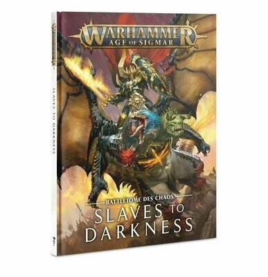 Battletome: Slaves to Darkness (Deutsch) - Warhammer Age of Sigmar- Games Workshop