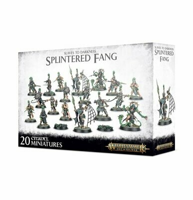 Slaves to Darkness The Splintered Fang - Warhammer Age of Sigmar - Games Workshop