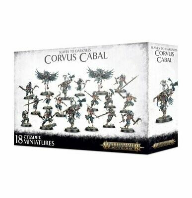 Slaves to Darkness Corvus Cabal - Warhammer Age of Sigmar - Games Workshop