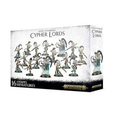 Slaves to Darkness Cypher Lords - Warhammer Age of Sigmar - Games Workshop
