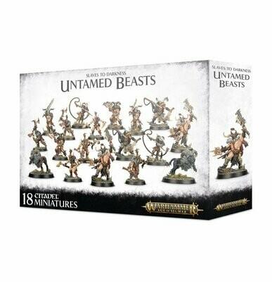 MO: Slaves to Darkness Untamed Beasts - Warhammer Age of Sigmar - Games Workshop