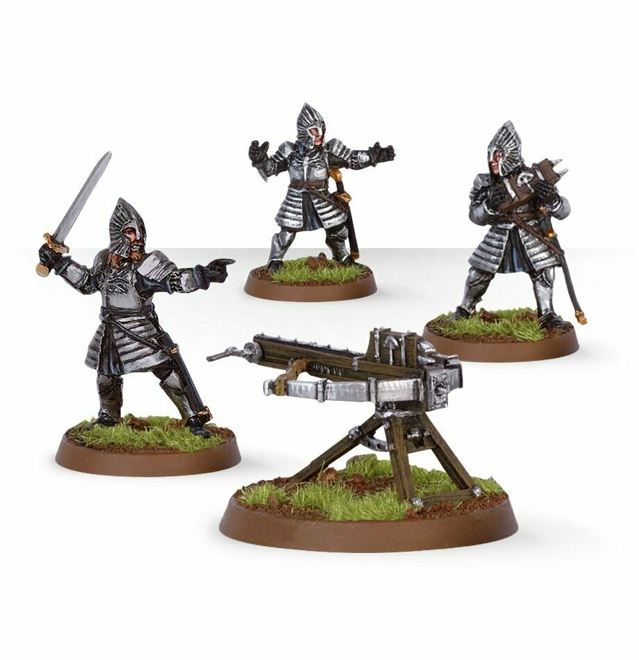 MO: LOTR: Gondorianische™ Speerschleuder - Lord of the Rings - Games Workshop