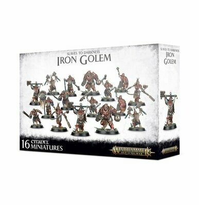Slaves to Darkness Iron Golem - Warhammer Age of Sigmar - Games Workshop