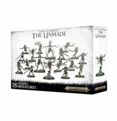Slaves to Darkness The Unmade - Warhammer Age of Sigmar - Games Workshop