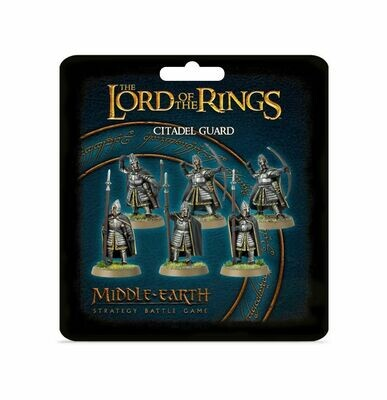 MO: LOTR: Wachen der Veste Gondor Citadel Guard - Lord of the Rings - Games Workshop