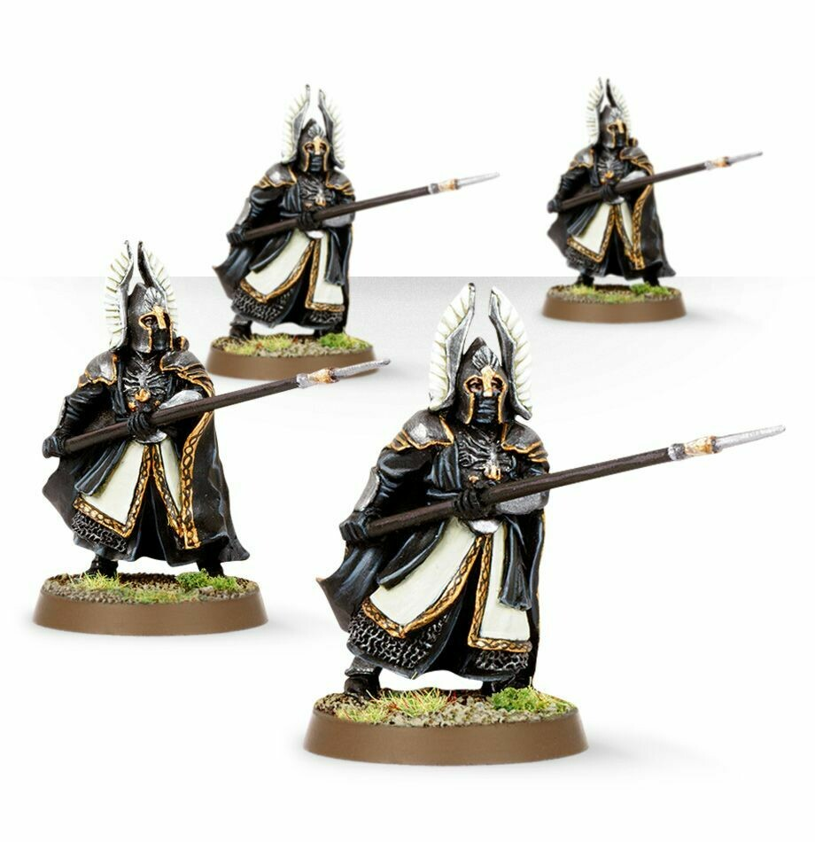 MO: LOTR: Wächter des Hofes des Brunnens Guards of the Fountain Court - Lord of the Rings - Games Workshop