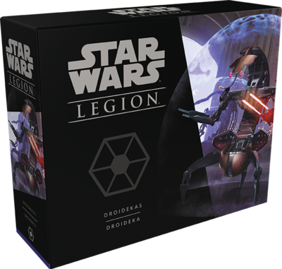 Star Wars™: Legion - Droidekas - Expansion - E - Fantasy Flight Games