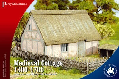 Medieval Cottage 1300-1700 - Perry Miniatures