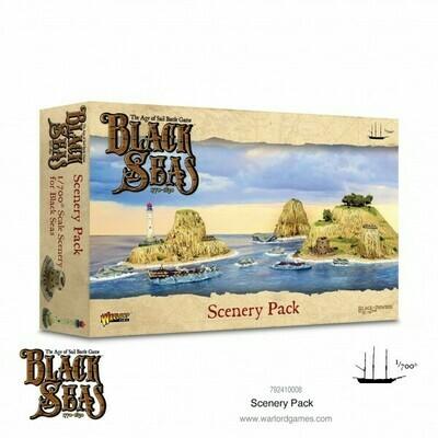 Black Seas - Scenery Pack - Black Seas - Warlord Games