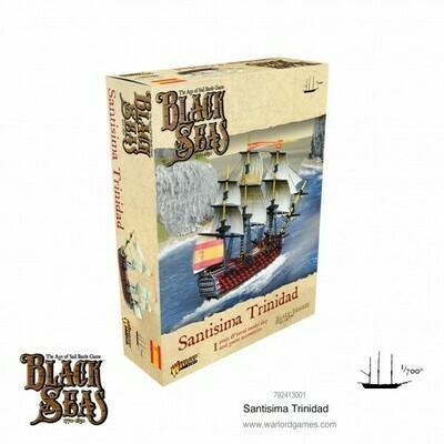 Santisima Trinidad - Black Seas - Warlord Games
