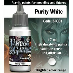 Purity White - Scalecolor - Scale75