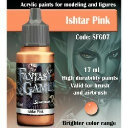 Ishtar Pink - Scalecolor - Scale75