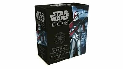 Star Wars: Legion – Klontruppen der Phase I Aufwertungserweiterung - DE/I - Fantasy Flight Games