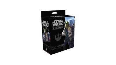 Star Wars: Legion - Rebellentruppen Aufwertungserweiterung - DE/IT - Fantasy Flight Games
